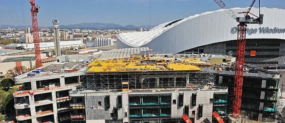 Centre commerciale Le Prado, Marseille, France