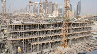Projet Dubai City Walk, Dubaï, EAU