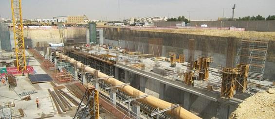 Métro de Riyad, Arabie Saoudite