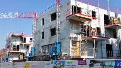 Construction de Logements, Wambrechies, France