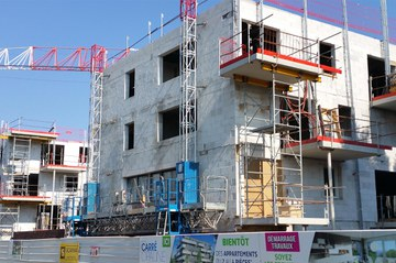 Construction de Logements, Wambrechies, France