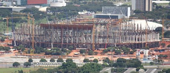 Stade National, Brasilia, Brésil