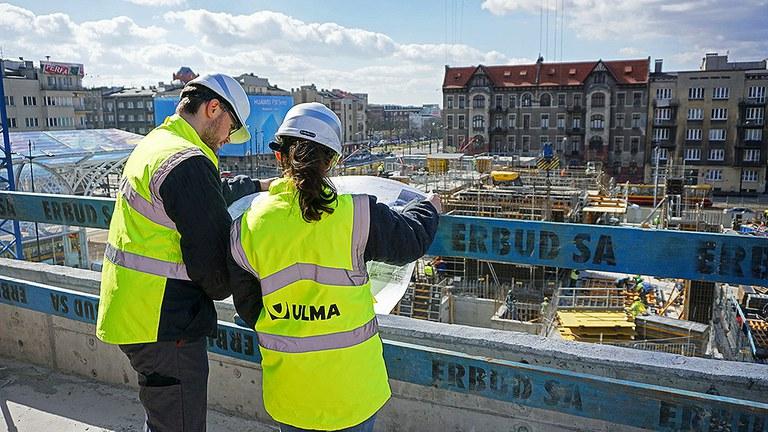 Expérience et évaluation de l'équipe constituée par ULMA et par nos clients
