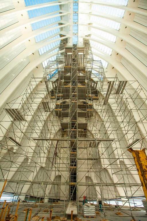 Réhabilitation du bâtiment Ágora, Espagne