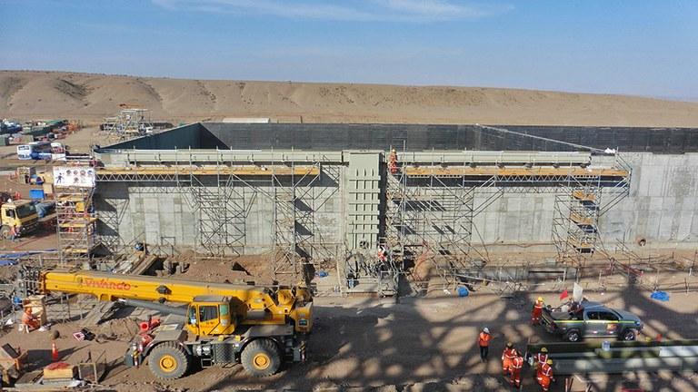 Des solutions d'ingénierie efficaces et sûres pour le projet de construction de Mina Justa, au Pérou